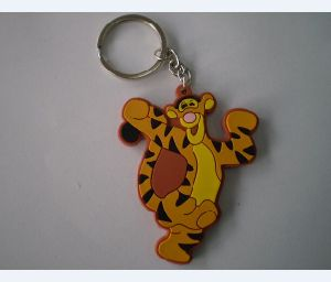 Key Ring Parts, Cute Cartoon Key Ring (GZHY-KA-032) pictures & photos