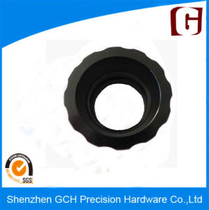 Gch15031 Black Anodized CNC Machining Parts