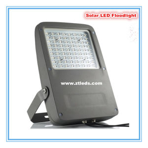 72PCS Philips 1W LED 140lm/W IP65 50W Solar LED Floodlight pictures & photos