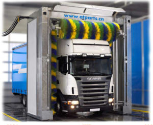 Dericen Bus Wash Machine with The Best Service pictures & photos