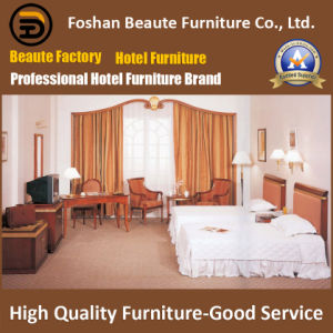 Hotel Furniture/Luxury Double Bedroom Furniture/Standard Hotel Double Bedroom Suite/Double Hospitality Guest Room Furniture (Glb-0109846) pictures & photos