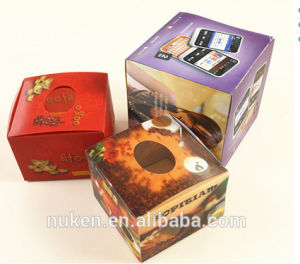 3D Plastic Packaging Box with Lenticular Printing pictures & photos