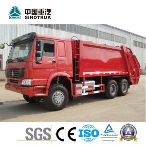 Top Quality Sinotruk Garbage Truck pictures & photos