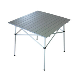 Aluminum Folding Square Table