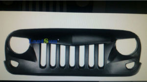 Jk Front Grill Jeep Falcons Grill for Jeep Wrangler pictures & photos