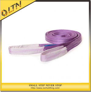 6ton Double Ply Polyester Webbing Sling (EN1492-1) pictures & photos