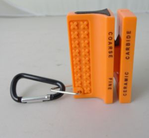 10-Second 2 Step Knife and Scissors Sharpener pictures & photos