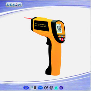 Non-Contact Body Digital Infrared Thermometer Temperature Meter 200 to 1650 Degree pictures & photos