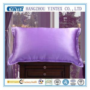 100% Pure Mulberry Silk Pillow Cover/Satin Pillowcase/Silk Pillowcase pictures & photos
