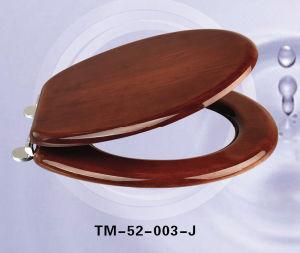TM52-003solid Wood Toilet Seat