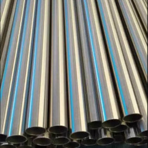 Welded Type and SGS Certficiate Polished 316 Stainless Steel Tube pictures & photos
