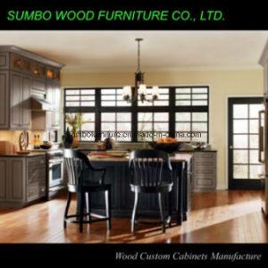 Modern Style Kitchen Cabinet (SBK-017)