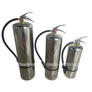 Stainless Steel Fire Extinguisher pictures & photos
