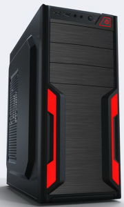 Computer PC ATX Case (5903BG) pictures & photos