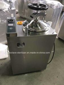Bluestone Vertical Autoclave Supplier Steam Sterilizer pictures & photos