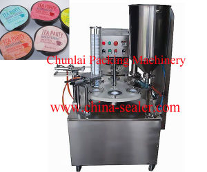 2015 New Rotary Type Potato Chips Can Sealing Machine (KIS-900) pictures & photos