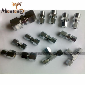 Ss 316 Hydraulic Adapter Supplier/Ss Hydraulic Adapter pictures & photos
