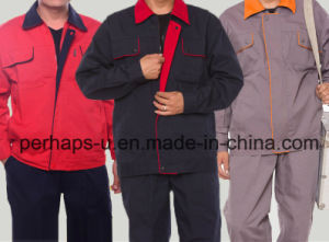 Factory Customed Men′s Professional Workwear pictures & photos