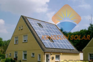 200W Poly Solar Panel System Renewable Energy pictures & photos
