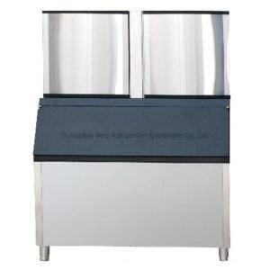 910kgs Stainless Steel 304 Material Cube Ice Maker pictures & photos