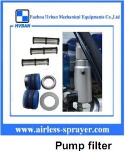 Piston Pump Airless Power Coating Sprayer pictures & photos