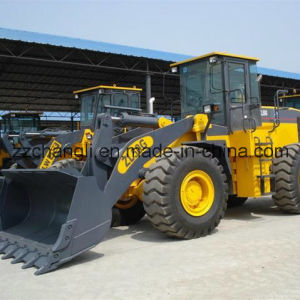 Zl08 Model Mini Wheel Loader, Wheel Loader Used Tires pictures & photos
