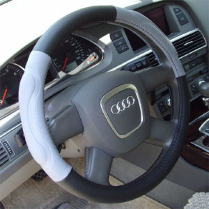 Hot Selling Factory Price Car PU Steering Wheel Cover pictures & photos