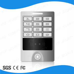 High Quality Wiegand Standalone Access Control with Key Panel Backlight Kaypad pictures & photos