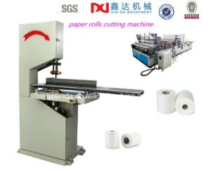 Manual Toilet Paper Roll Cutting Machine pictures & photos