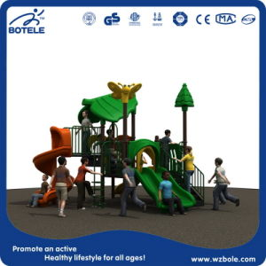 Botele 2015 Hot Sale Natural Series Amusement Park Equipment Kids Amusement Park Equipment Outdoor Playground for Children Game