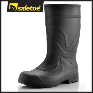Cold Resistant Safety PU Rain Boots S5 Src W-6041 pictures & photos