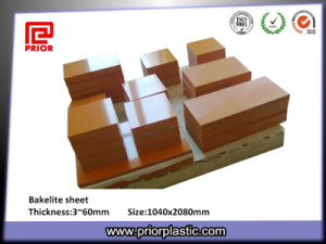 Phenolic Paper Laminated Bakelite Sheet for Fixture Inverter pictures & photos