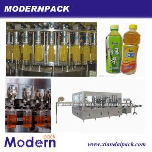 3 In1 Fruit Juice Hot Filling Machine/Filling Machinery pictures & photos