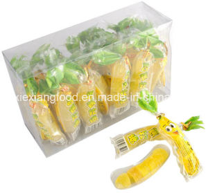 Soft Candy with Banana Shape Suitable for Children and Old pictures & photos
