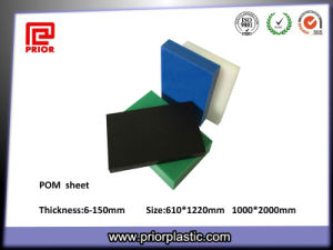 POM Sheet//Delrin Sheet/Acetal Sheet for Plastic Gears pictures & photos