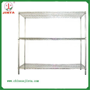 Factory Direct Competitive Price Wire Shelving (JT-F03) pictures & photos