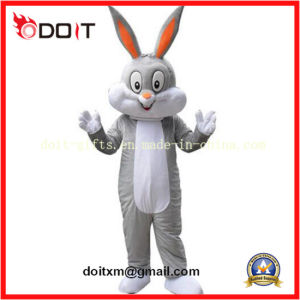 Kids Party Dress Cosplay Mascot Costume Rabbit Bunny pictures & photos