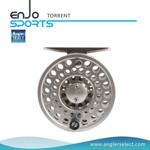 Aluminum CNC Fishing Tackle Fly Fishing Reel (TORRENT 2-3) pictures & photos