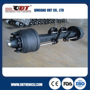 German Type Truck Semi Trailer Parts Spare Axle pictures & photos