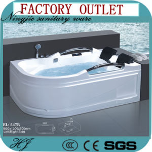 Hot Sales Bathroom Sanitary Ware Jacuzzi Bath Tub (547B) pictures & photos