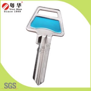 High Quality Color House Key Blank for USA Market pictures & photos