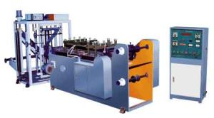Platen Double-Edge Sealing Bag Making Machine for Supermarket Shopping pictures & photos
