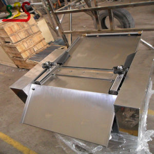 Stainless Steel 304 Fish Skinning Machine for Squid Tilapia Catfish Cod pictures & photos