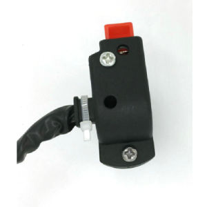 "Universal 7/8"" 22mm Universal Motorcycle Handlebar Switch - Start Stop (ON OFF) for YAMAHA Honda pictures & photos"