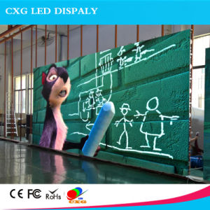 Slim P3.91 Indoor Fixed Installation LED Bill Board pictures & photos