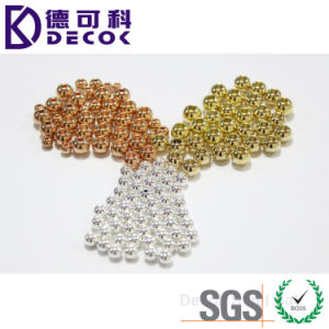 AISI316 Stainless Steel Ball for Body Jewelry Steel Ball with Silver Color pictures & photos