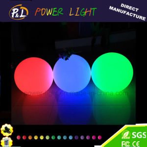 Modern Color-Changing Outdoor Display LED Pool Ball pictures & photos