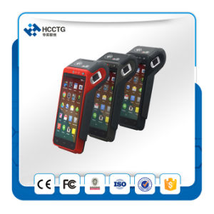 4G Handheld POS Terminal Z100 with Fingerprint pictures & photos