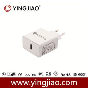 24W USB 3.0 Quick Charger with GS/Ce/EMC Compliance pictures & photos