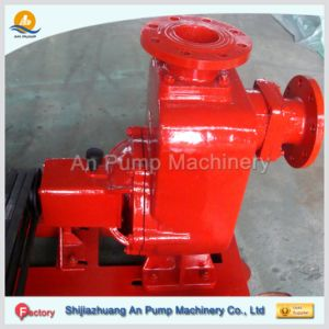 Industry Non Clogged Self Priming Sewage Pump pictures & photos